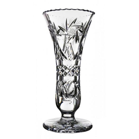Victoria * Ólomkristály Váza talppal 25,5 cm (11196)