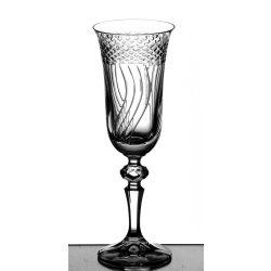 Helena * Ólomkristály Pezsgős pohár 150 ml (L12407)