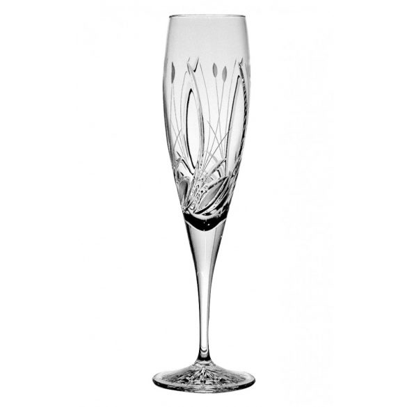 Viola * Ólomkristály Pezsgős pohár 200 ml (F16207)