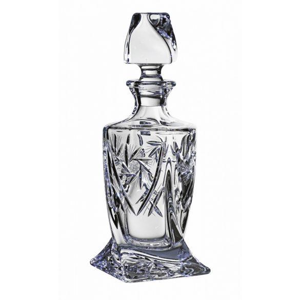 Victoria * Kristály Pálinkás üveg 400 ml (Cs17158)