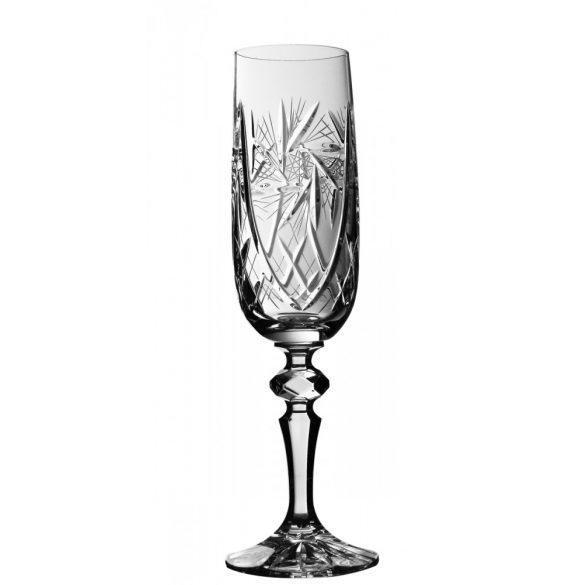 Victoria * Kristály Pezsgős pohár 180 ml (M17197)