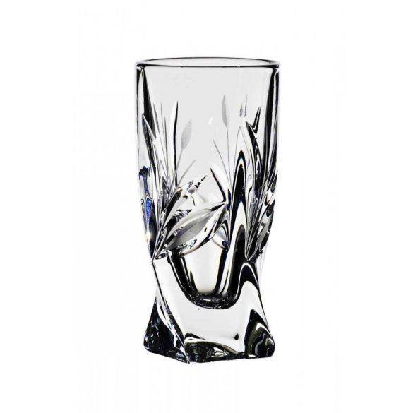 Viola * Kristály Magas pálinkás pohár 50 ml (Cs17222)
