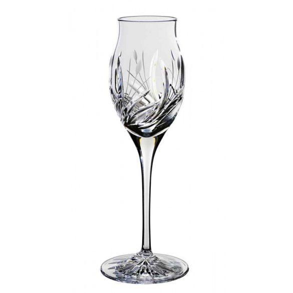 Viola * Kristály Pálinkás pohár 100 ml (Invi17231)