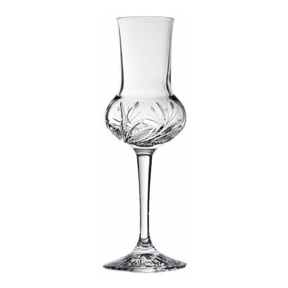 Viola * Kristály Pálinkás pohár 81 ml (Borm17235)