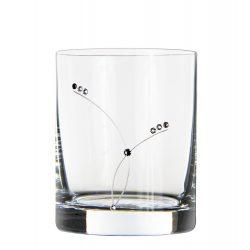 Pearl * Kristály Whiskys pohár 320 ml (GasGD17853)