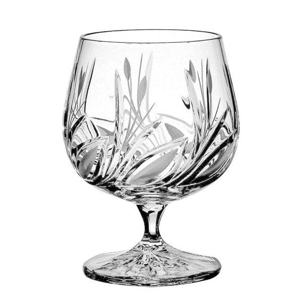 Viola * Kristály Konyakos pohár 250 ml (L17911)