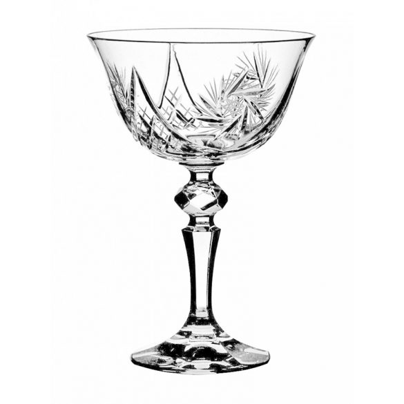 Victoria * Kristály Pezsgős pohár 180 ml (LCsé18008)