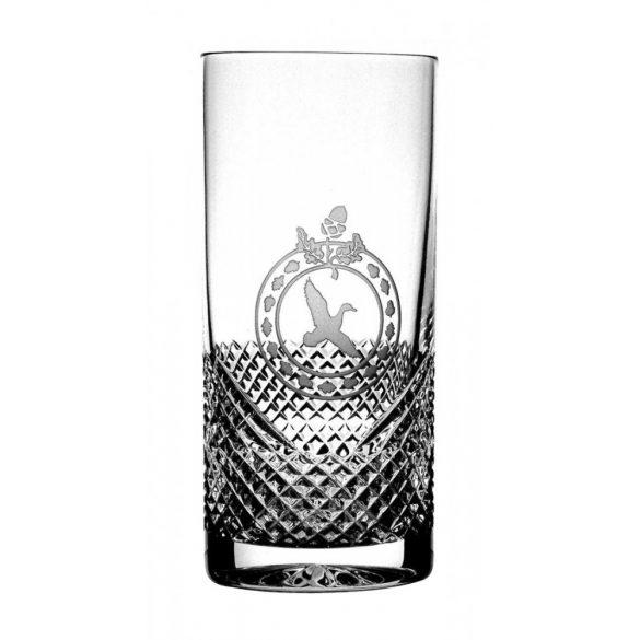 Hunter * Kristály Vizes pohár 330 ml (Tos18215)