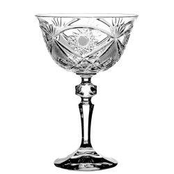 Kőszeg * Kristály Pezsgős pohár 180 ml (LCsé18308)