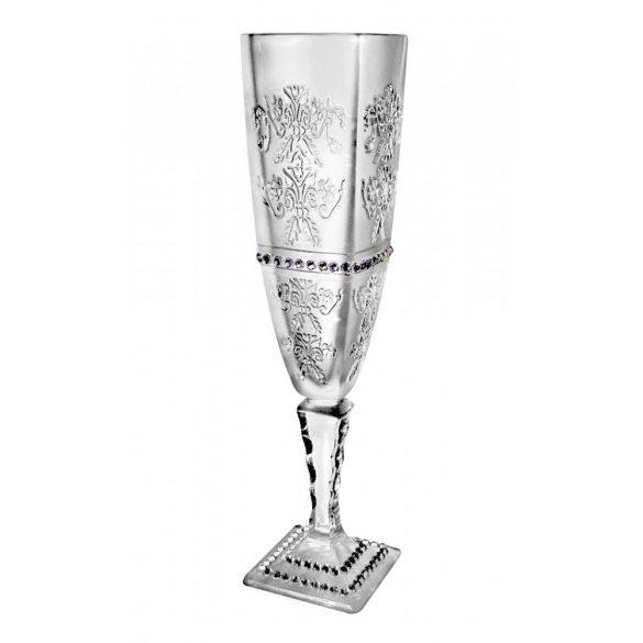 Royal * Kristály Pezsgős pohár 140 ml (Ar18907)
