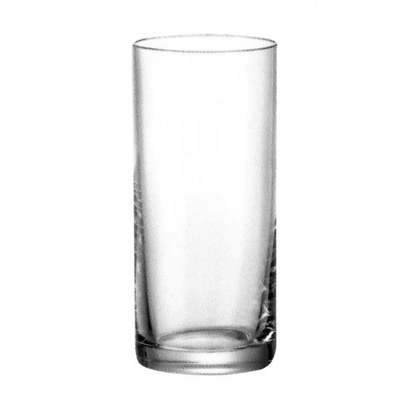 Gas * Kristály Vizes pohár 350 ml (39653)