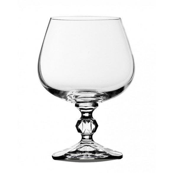 Kla * Kristály Konyakos pohár 250 ml (39906)